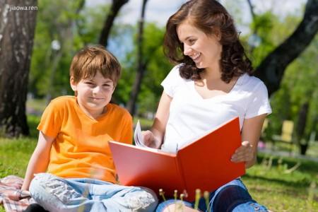 国外家长如何培养孩子的阅读能力?